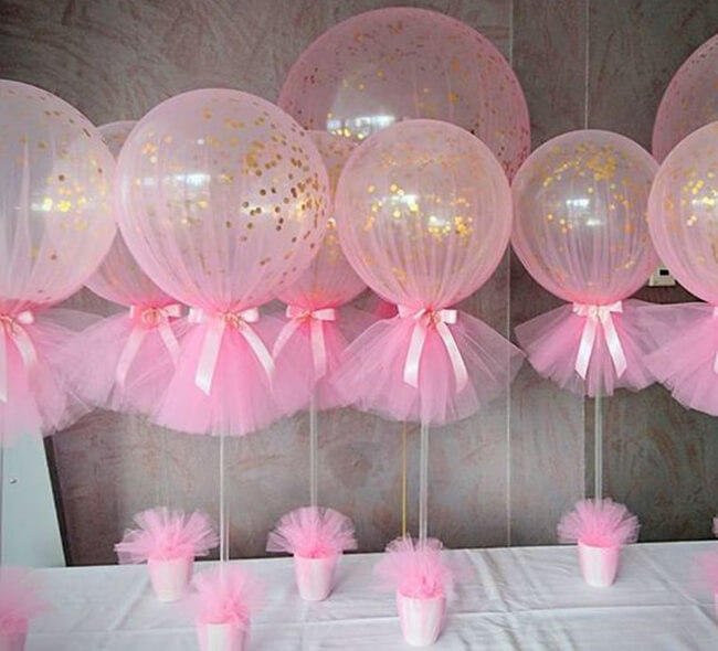 Baby Shower Centerpieces Decorations