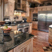 Western Kitchen Decor