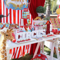 Circus Theme Party Decorations