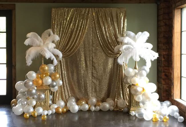 Masquerade Theme Decorations