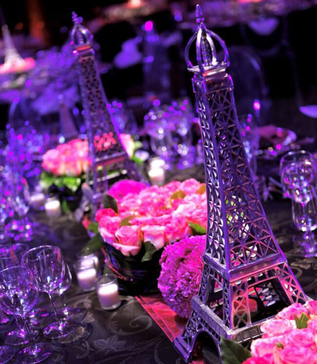 Paris Themed Party Decorating Ideas Part - 38: Paris Themed Party Decorations
