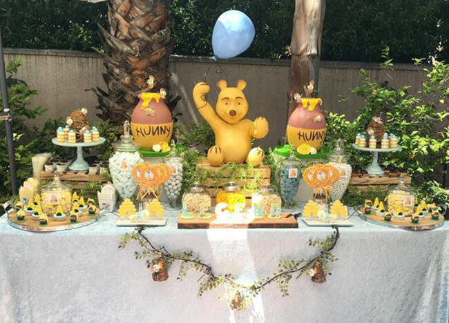 The most original ideas of winnie the pooh baby shower