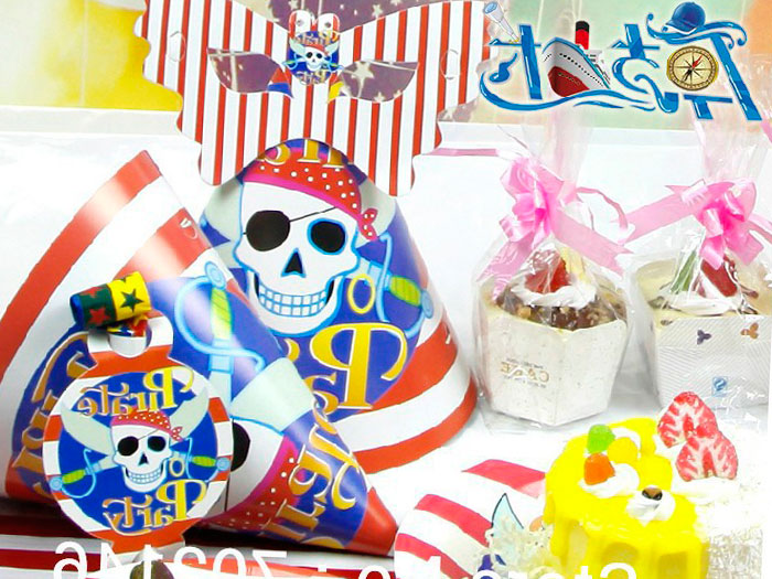 Pirate Theme Party Decorations 10