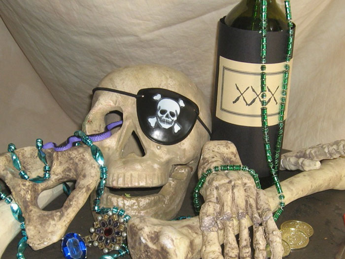 Pirate Theme Party Decorations 9